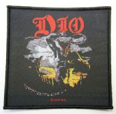 Dio - 'Holy Diver Murray' Woven Patch
